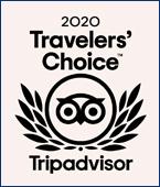淡路夢舞台はtripadvisorの2019年エクセレンス認証に認定されました
